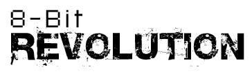 8-Bit Revolution Logo